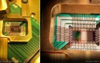 Rainier, ordenador cuántico adiabático de 128 cubits. (C) DWave Systems.