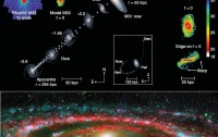 Dibujo20090902_M31_M33_interaction_from_Pandas_survey_and_JPL_image_Andromeda_M31