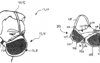 Dibujo20091002_Garment_device_convertible_two_facemasks_US_Patent_7255627