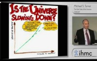 Michael S. Turner: The Dark Side of the Universe
