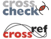Dibujo20100707_crosscheck_logo_and_crossref_logo