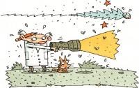 Dibujo20150604 superluminal neutrinos - credit elwood h smith - nytimes com