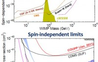 Dibujo20120713 COUPP-4 exclusion limits for spin-dep and indep wimp particles