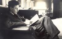 Dibujo20120802 richard feynman - princeton library - 1939