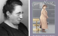 Dibujo20120930 Emmy Noether - The Mother of Modern Algebra - biography - cover