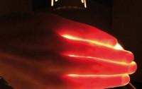 Dibujo20121108 seeing photons that travel through hand