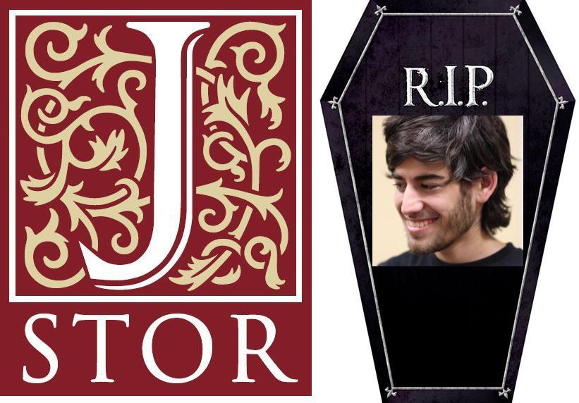 Dibujo20130114 aaron swartz RIP - JSTOR logo