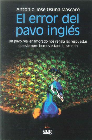 Dibujo20130130 antonio osuna - biotay - el error del pavo ingles - book cover