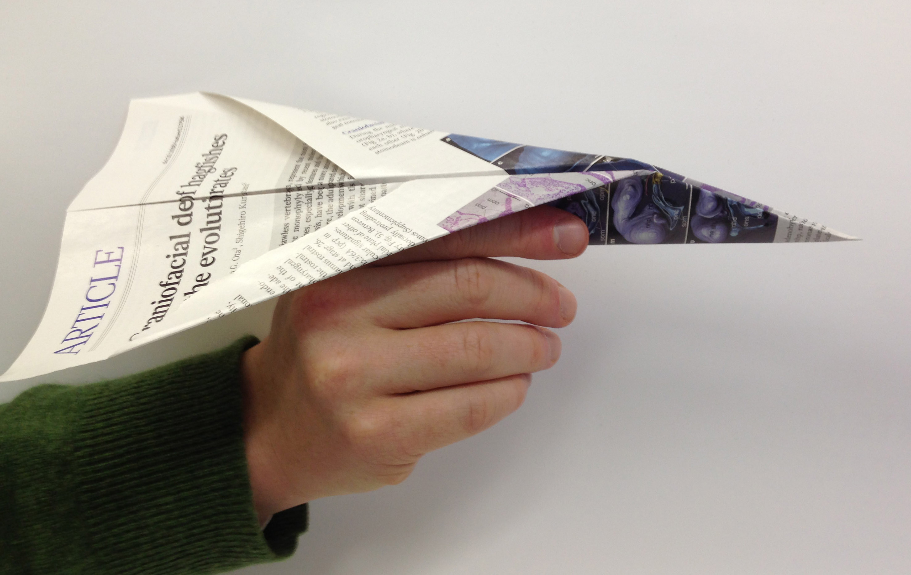 paper airplane research paper Research on paper airplanes - proofreading and editing aid from best professionals no fails with our reliable writing services get the necessary review here and put.