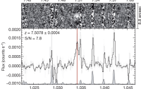 Dibujo20131023 The observed NIR spectrum of the galaxy z8_GND_5296 - nature com