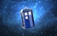 Dibujo20131230 tardis - doctor who - time travel