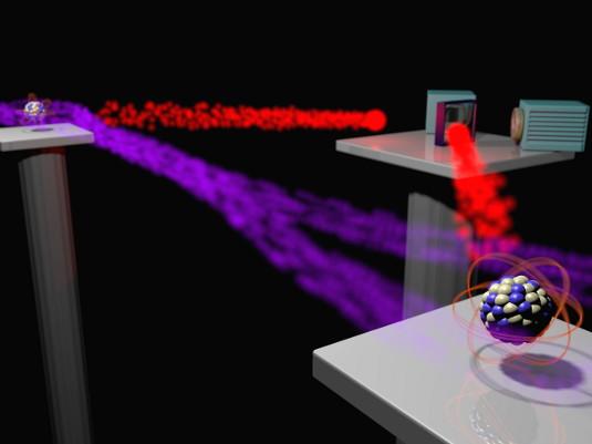 Dibujo20140209 atom-atom quantum teleportation