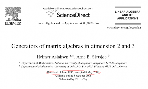 Dibujo20140422 generators - matrix algebras - paper - sciencedirect