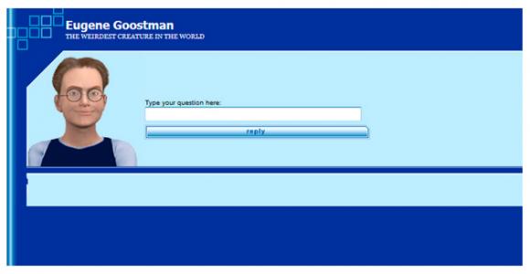 Dibujo20140610 eugene goostman - chatbot - turing test winner 2014