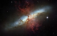 Dibujo20140818 messier 82 galaxy - composed image - spacetelescope org