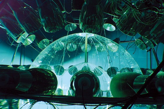 Dibujo20140829 Borexino neutrino observatory - nature com