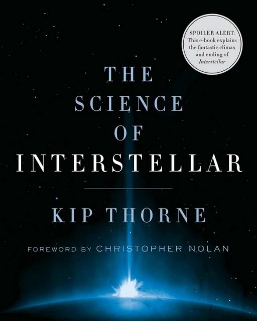 Dibujo20141121 the science of interstellar - kip thorne - book cover