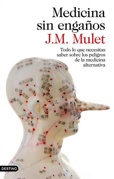 Dibujo20150219 medicina sin eganyos - jm mulet - book cover - destino