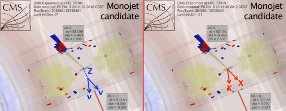 Dibujo20150401 monojet candidate - explanation - cms lhc cern