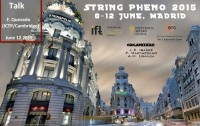 Dibujo20150620 string pheno 2015 - summary talk - fernando quevedo - first slide