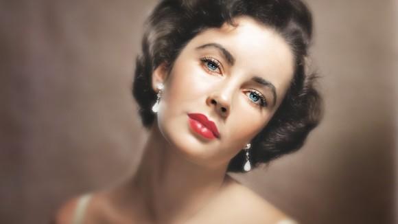 Dibujo20150709 Elizabeth Taylor - double eyelash up
