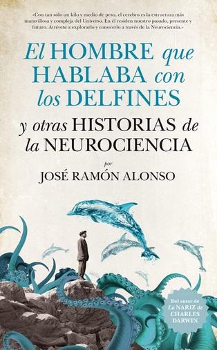 Dibujo20150709 book cover - hombre hablaba delfines - jose ramon alonso - guadalmazan