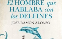 Dibujo20150709 small - book cover - hombre hablaba delfines - jose ramon alonso - guadalmazan