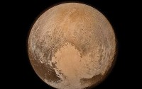 Dibujo20150714 manuel processing - Pluto - dwarf planet - photo 13 july with heart