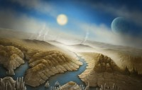 Dibujo20150723 small - kepler-452b - star - compared to solar system - kepler - nasa - nature com