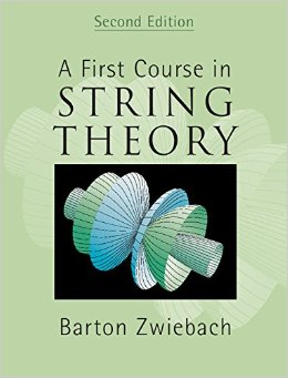 Dibujo20150803 book cover - first course string theory - barton zwiebach