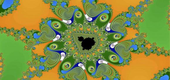Dibujo20150812 colorful fractal - nueva manera ver mundo - geom fractal - binimelis