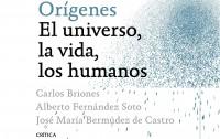 Dibujo20151017 small book cover Origenes-El-universo-la-vida-los-humanos briones et al critica drakontos planeta