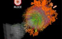 Dibujo20151125 small first lead-lead collisions alice detector 5 tev lhc cern