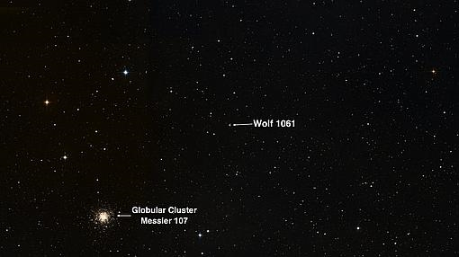 Dibujo20151219 wolf 1061 star in sky near globular cluster messier 107 unsw
