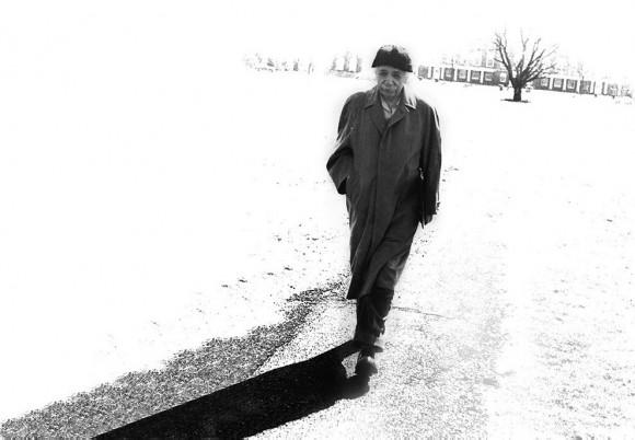 Dibujo20151224 walking Albert Einstein Archives - Princeton University Press