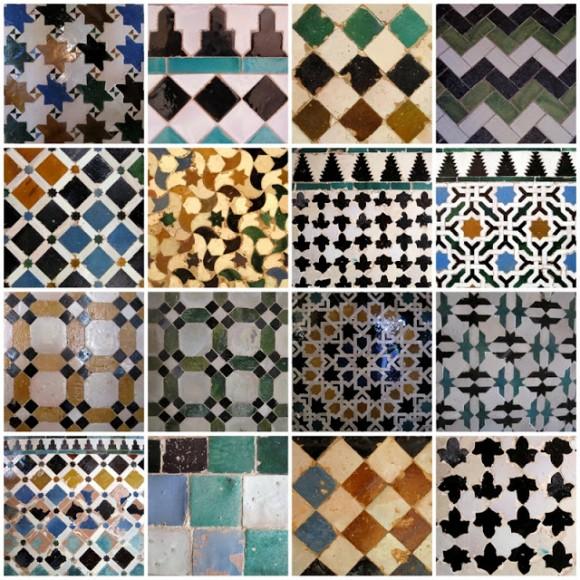 Dibujo20160324 elblogdelatabla mosaicos luz y color alhambra