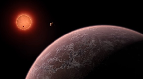 Dibujo20160508 trappist-1 planetary system ESO