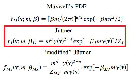 Dibujo20160613 maxwell juttner modified pdf cubero casado et al phys rev lett