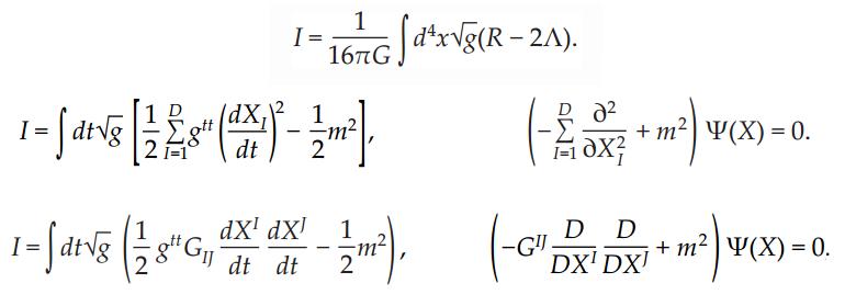 Resultado de imagen de Las matemáticas de la Teoría M