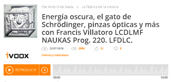 Dibujo20160723 lfdlc amb g de gava ivoox podcast
