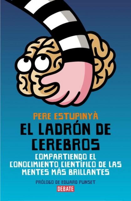 Dibujo20160820 book cover compartiendo conocimiento ladron cerebros pere estupinya debate