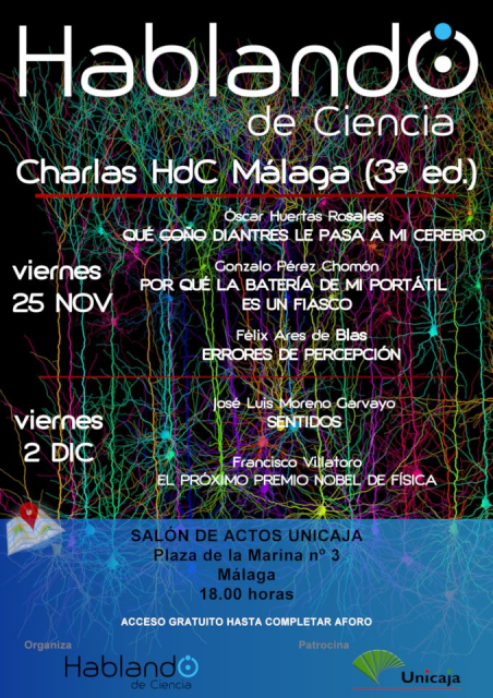 dibujo20161129-cartel-hablando-con-ciencia-malaga-conferencias