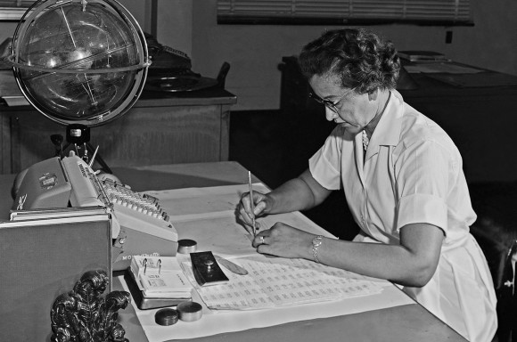 Dibujo20170125 katherine johnson mathematician nasa gov