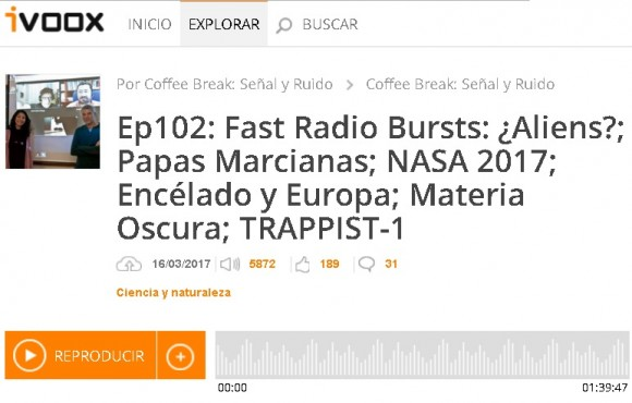 Dibujo20170317 coffeebreak ep102 ivoox