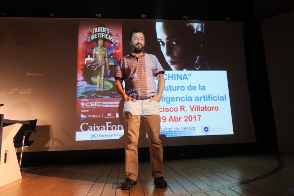 Dibujo20170422 francis dos in caixa forum thanks to balears fa ciencia