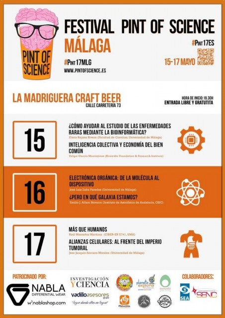 Dibujo20170508 pint of science 2017 malaga pint17mlg poster