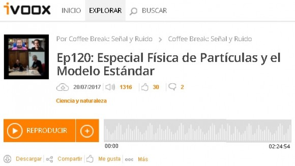 DIbujo20170720 podcast coffee break ep120 modelo estandar ivoox