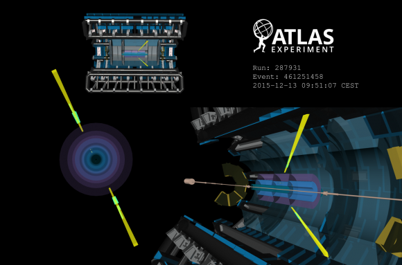 Dibujo20170817 photon photon event atlas lhc cern