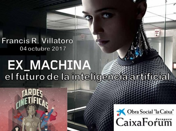 Dibujo20171002 ex machina tardes cinetificas caixaforum zaragoza