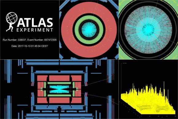 Dibujo20171015 atlas xenon run lhc